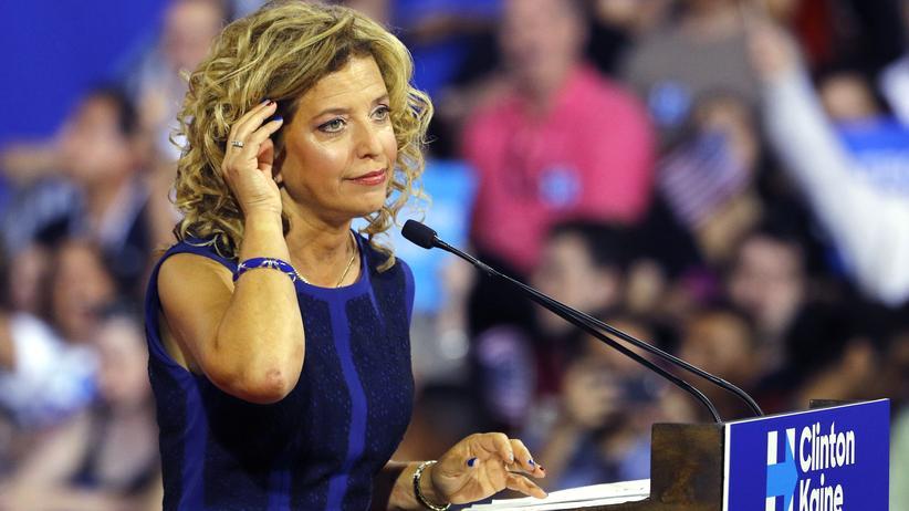 Debbie Wasserman Schultz, Chefin der US-Demokraten