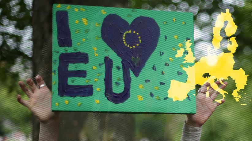 Krise: Für oder gegen die EU, für oder gegen Europa?