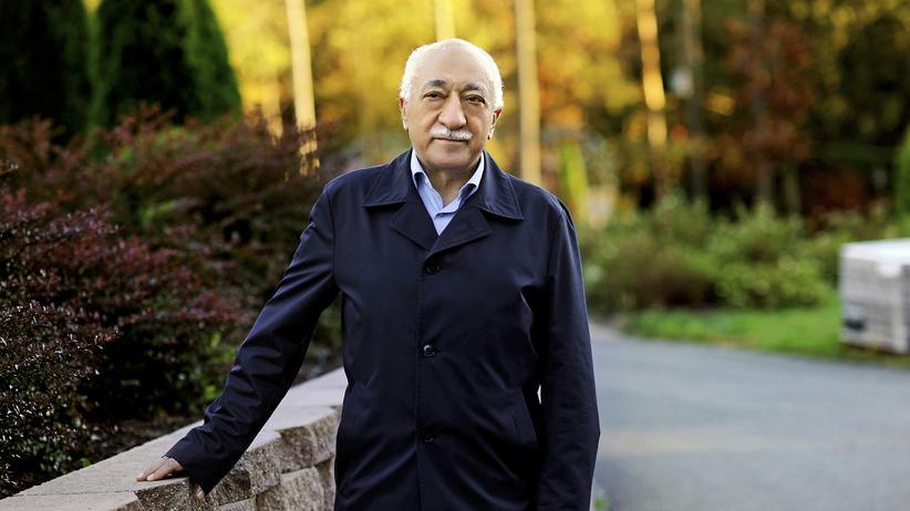 Fethullah Gülen: Fethullah Gülen in seiner Wahlheimat in Pennsylvania (Bild von September 2013)