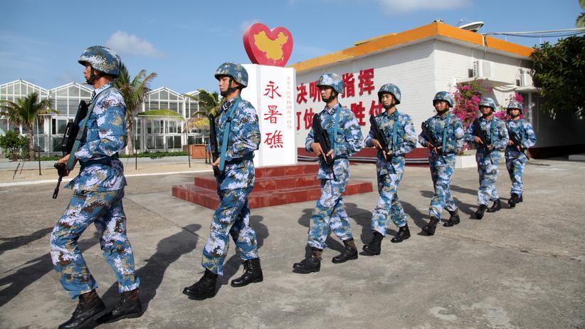 China: Propaganda mit allen Mitteln