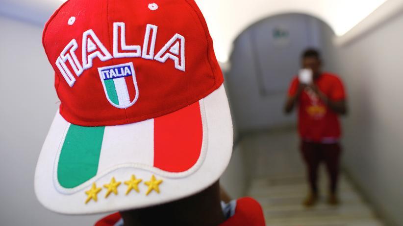 Flüchtlingskrise: Italien will Flüchtlinge mit Filmen abschrecken