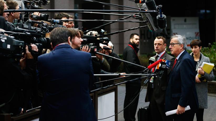 Jean-Claude Juncker: Aus der Rolle gefallen