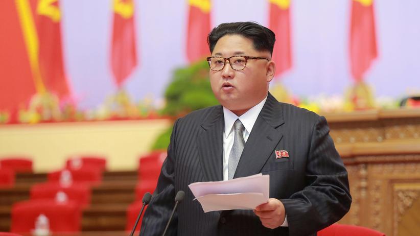 Kim Jong Un: Nordkorea wertet US-Sanktionen als Kriegserklärung