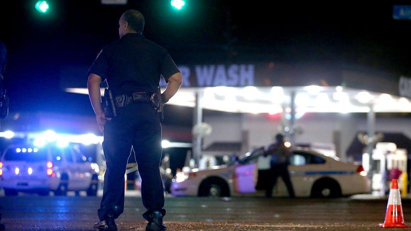 Louisiana: Täter von Baton Rouge suchte sich gezielt Polizisten aus