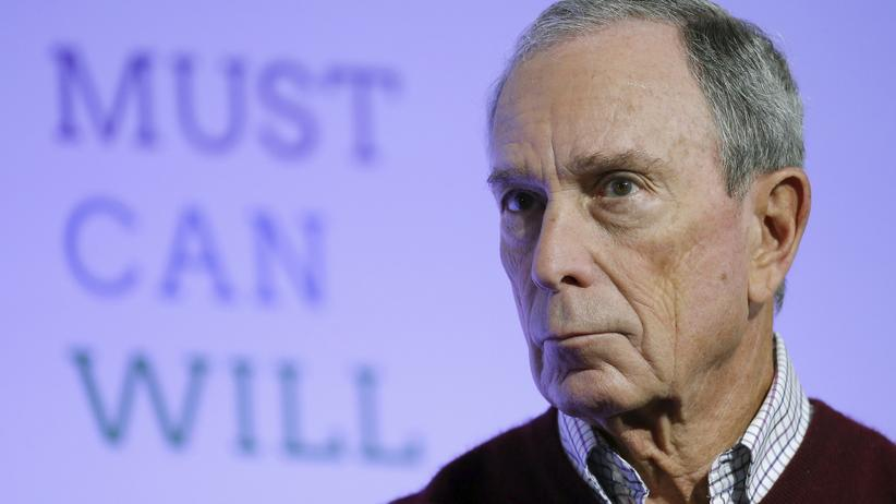 US-Demokraten: Michael Bloomberg im Dezember 2015 in Paris