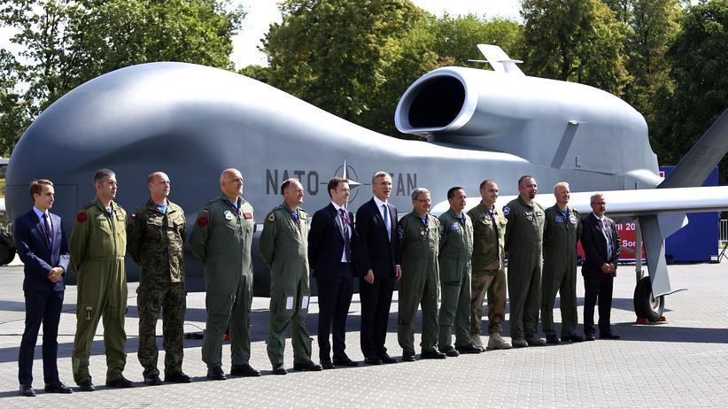 Nato Warschau Russland Gipfel
