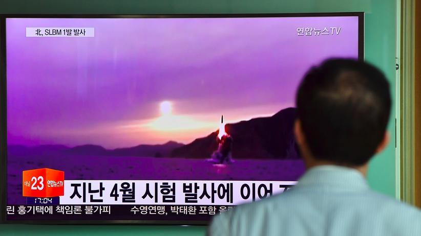 Nordkorea: Weiterer Raketentest verschärft Spannungen