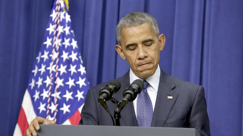 Obama München Schießerei