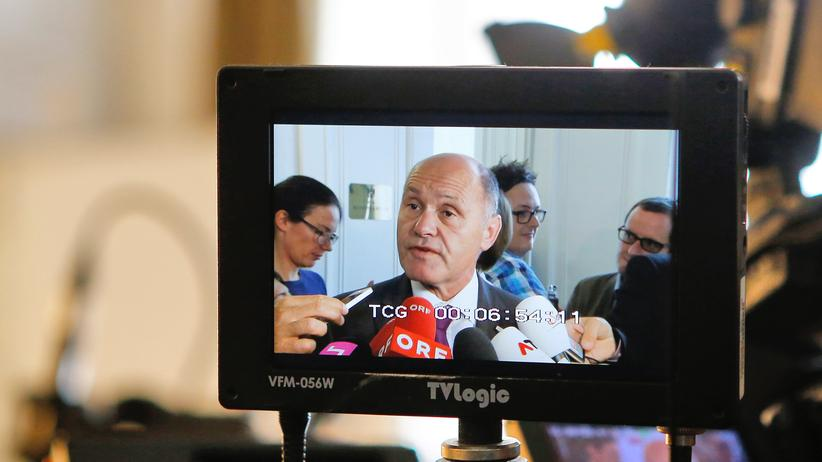 Bundespräsidentenwahl: Der österreichische Innenminister Wolfgang Sobotka