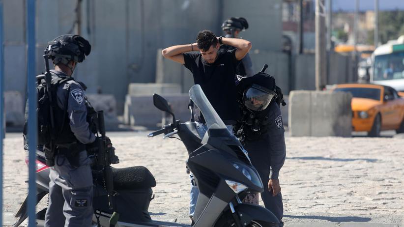 """Israel: """"Wir wissen alles über dich"""""""