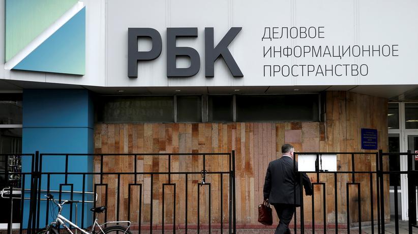 Russland: Ein letztes Mal Journalismus