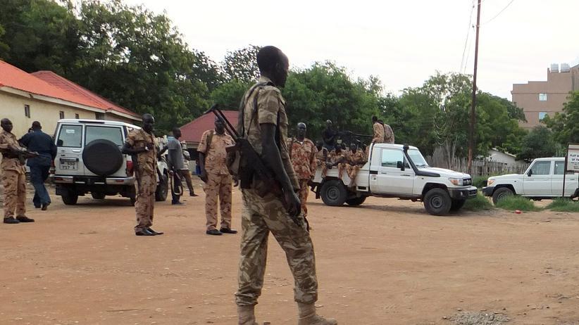 Südsudan: In der Hauptstadt des Südsudan ist es wieder zu schweren Gefechten mit vielen Toten gekommen. (Symbolbild)