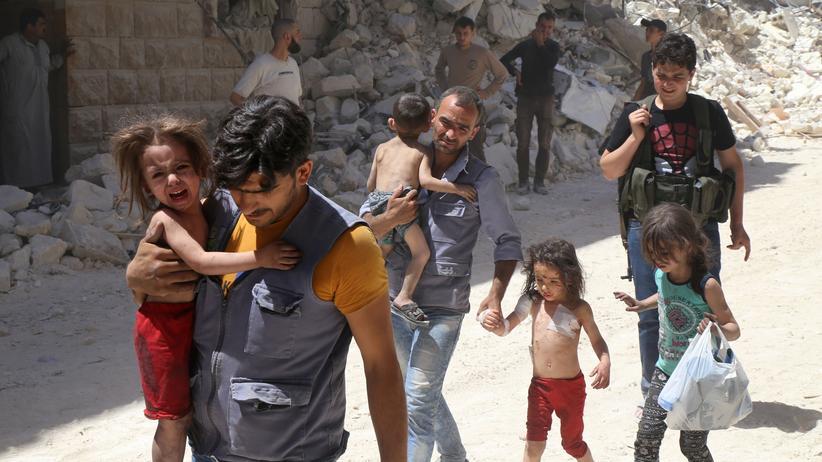 Syrien: Kein Essen, keine Medizin, keine Hilfe