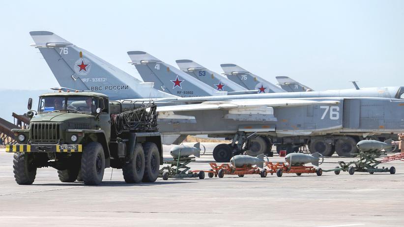 Syrien: Russisches Militär in Syrien