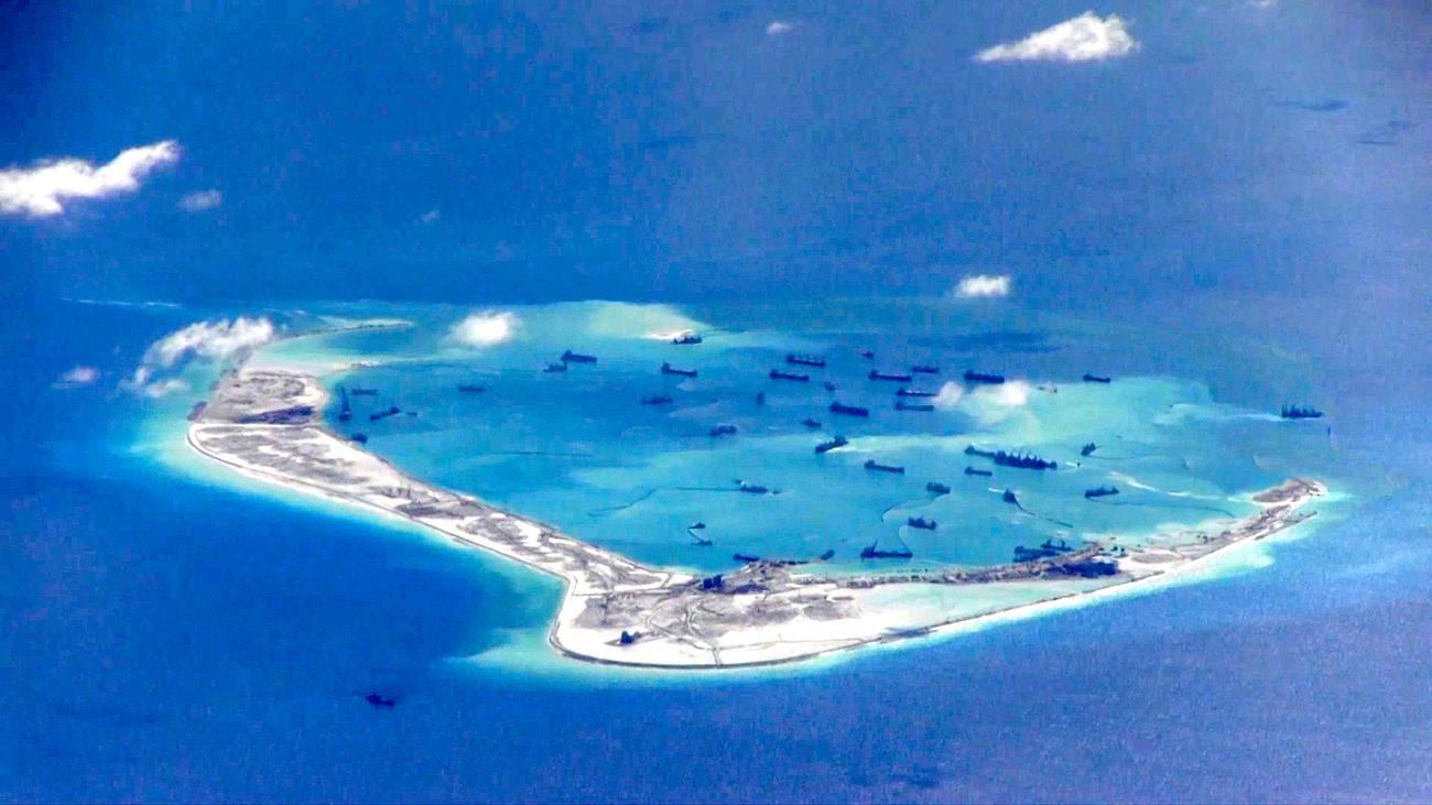 Südchinesisches Meer: China stationiert erstmals Raketen auf umstrittenen Inseln