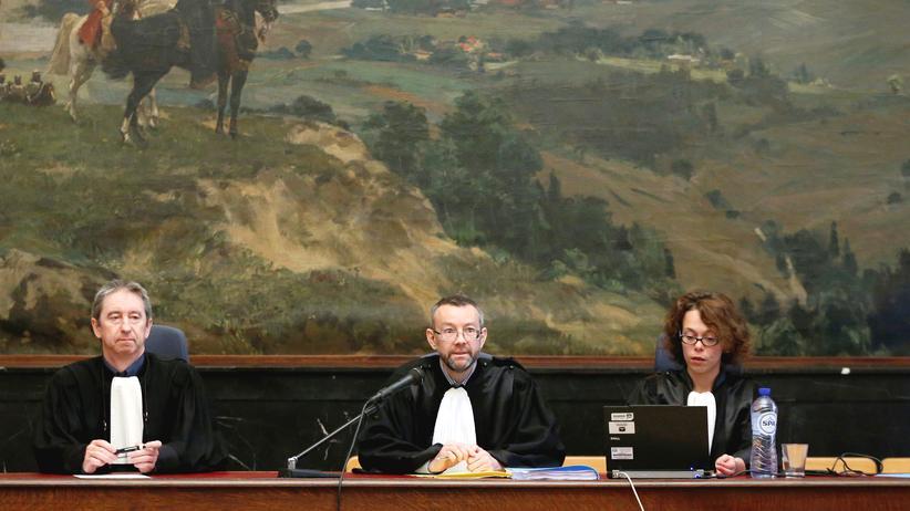 Terrorzelle Verviers Urteil
