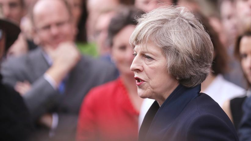 Theresa May: Die Unberechenbare