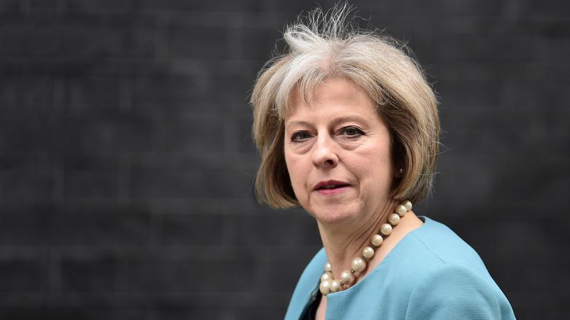 Großbritannien: Sie ist wieder da