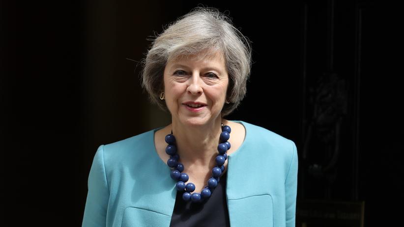 Großbritannien: Theresa May