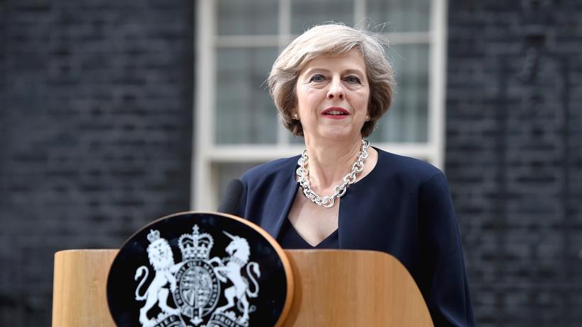 Theresa May: Die Frau fürs Radikale