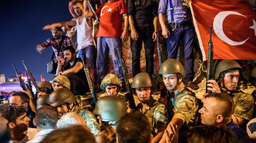 Ankara: Was wir über den Putschversuch in der Türkei wissen