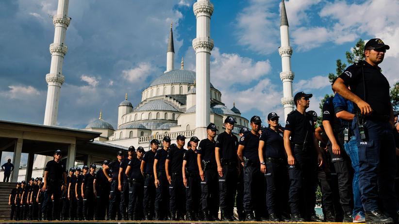 Türkei: Amnesty International hat Hinweise auf Misshandlung und Folter durch türkische Sicherheitsbehörden. (Symbolbild)