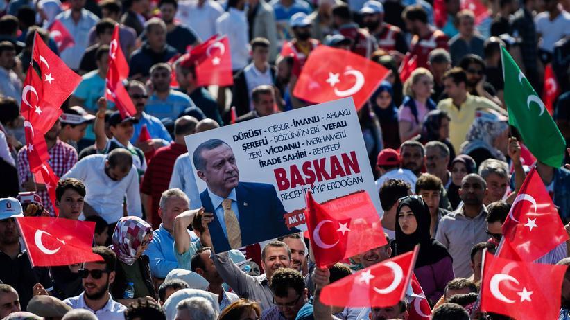 Recep Tayyip Erdoğan: Davalı halk