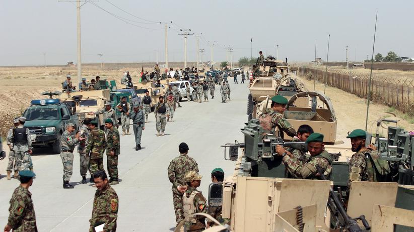 Afghanistan: Taliban erobern strategisch wichtigen Bezirk in Kundus