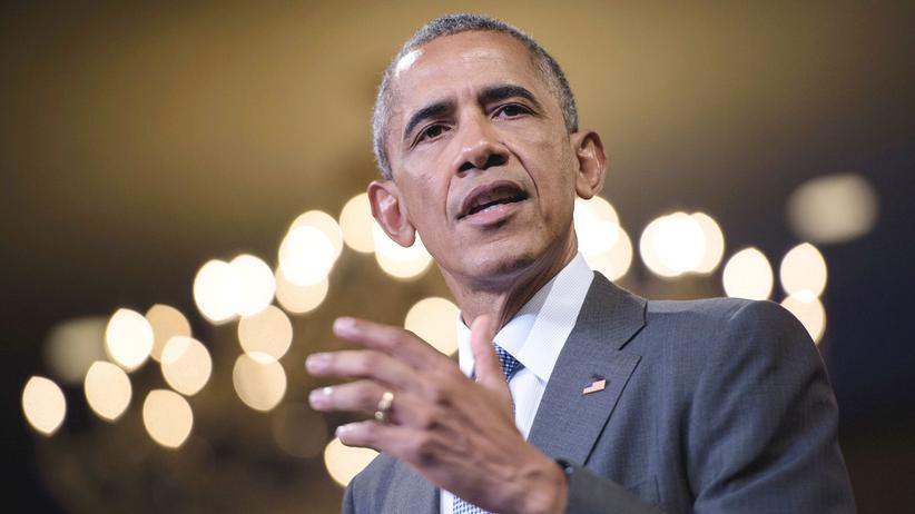 Barack Obama USA Syrien