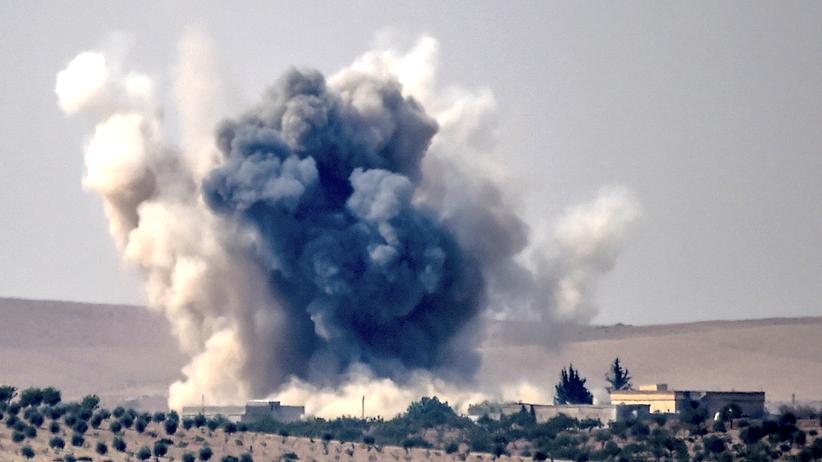 Türkei: Freie Syrische Armee erobert Grenzort vom IS zurück
