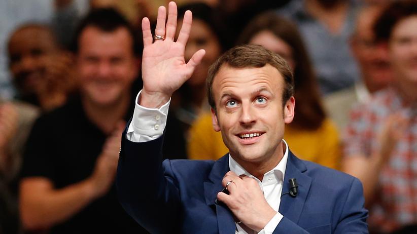 Emmanuel Macron: Frankreichs neue Fronten