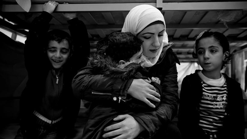 fluechtlinge-integration-probleme-syrien-balkanroute-berlin-asyl-familie