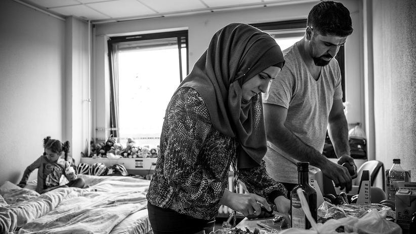 fluechtlinge-integration-probleme-syrien-balkanroute-berlin-asyl-haushalt