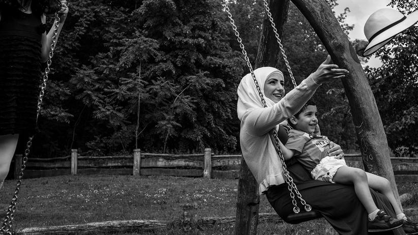 fluechtlinge-integration-probleme-syrien-balkanroute-berlin-asyl-park