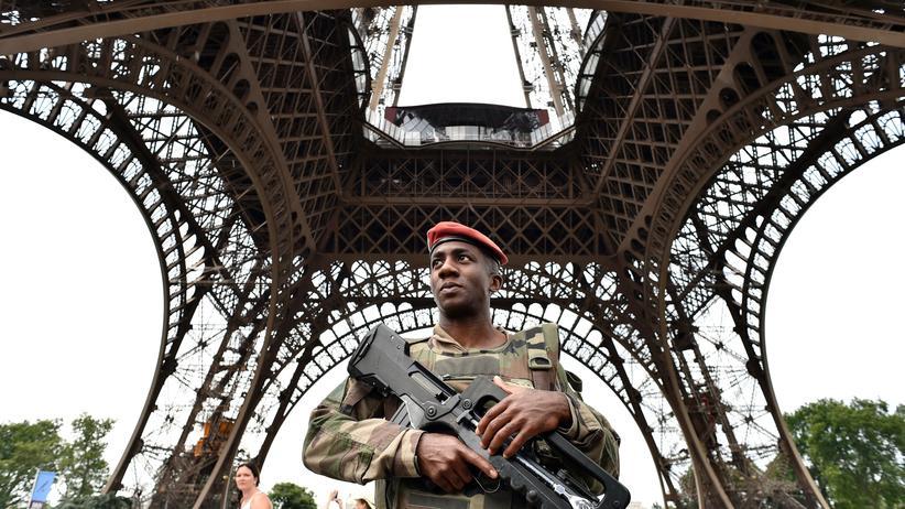 Terrorbekämpfung: Frankreich baut Nationalgarde mit 84.000 Reservisten auf
