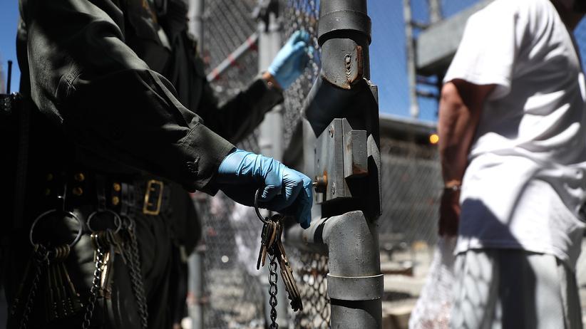 USA: US-Regierung will keine privaten Gefängnisse mehr nutzen
