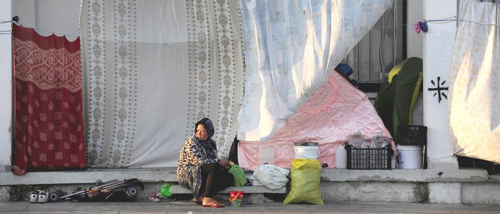 Griechenland Flüchtlinge EU