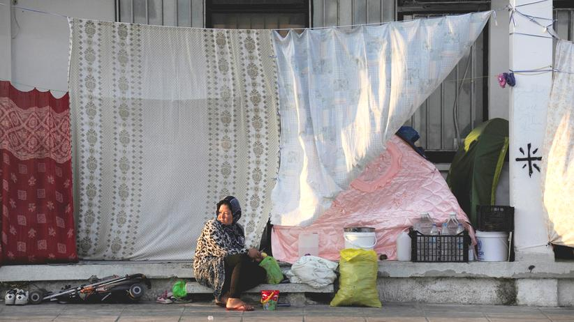 Flüchtlingskrise: Griechenland beklagt fehlende Unterstützung durch die EU