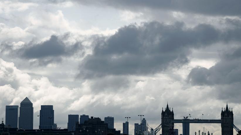 Großbritannien: Was vom Boom übrig bleibt