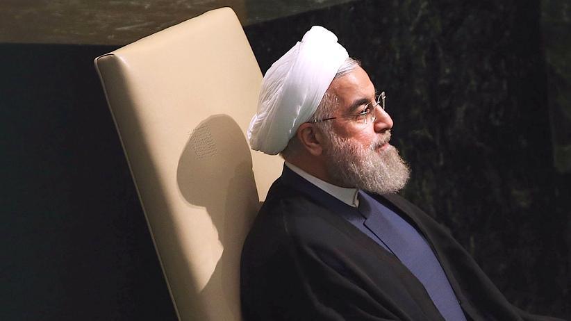 Iran Hassan Ruhani