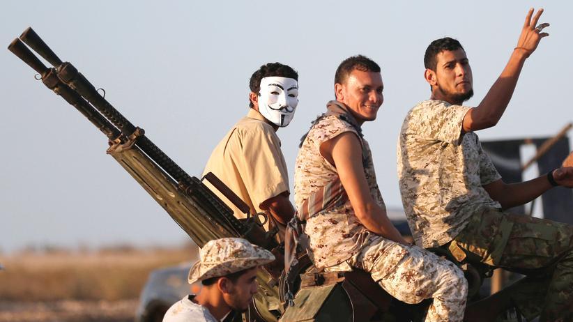islamischer staat libyen sirte