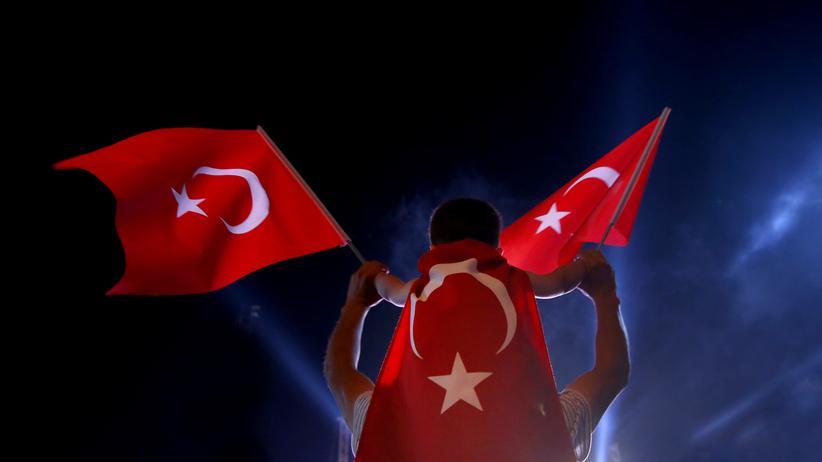 Türkei: Protest gegen den Putschversuch in Istanbul