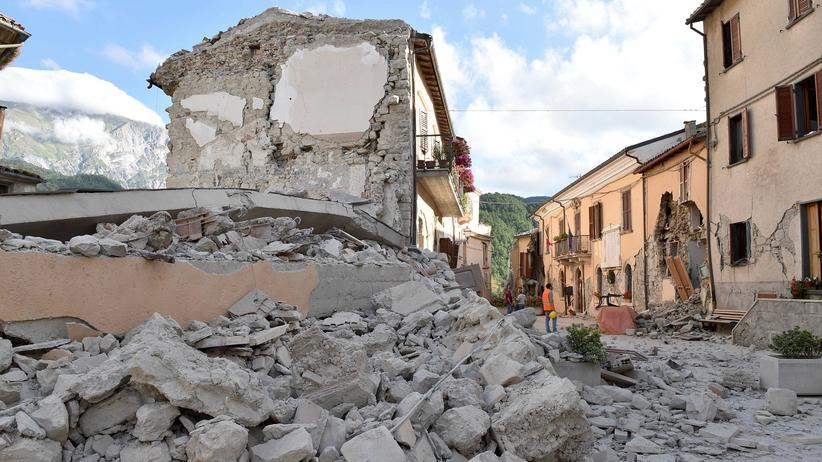 Erdbebensicherheit: Und wieder war niemand vorbereitet