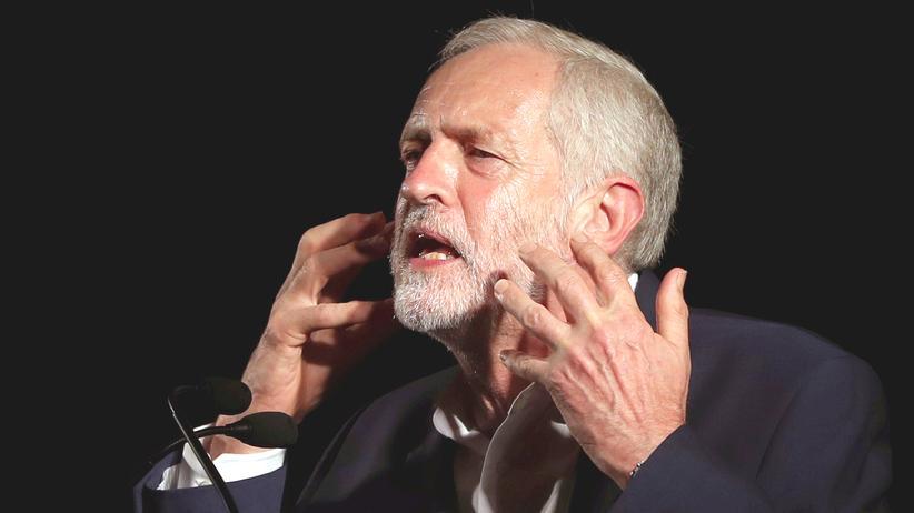 Labour Party: Krach im Zugabteil