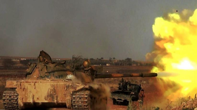Al-Nusra-Panzer