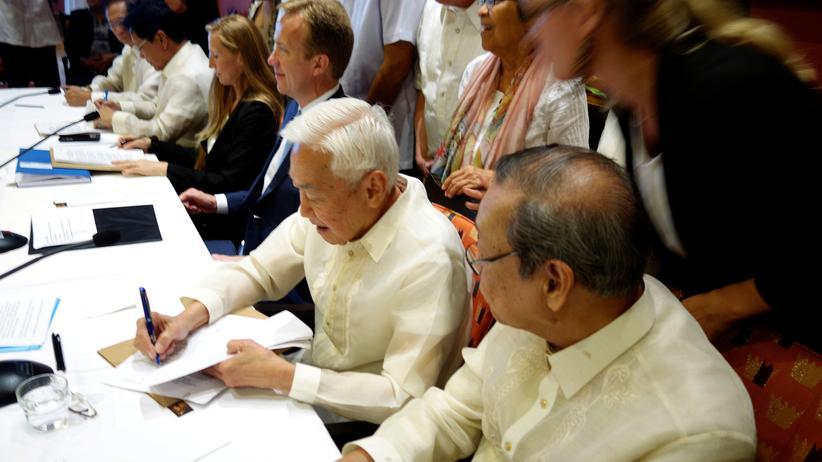 Philippinen: Kommunistische Rebellen vereinbaren Waffenruhe mit der Regierung