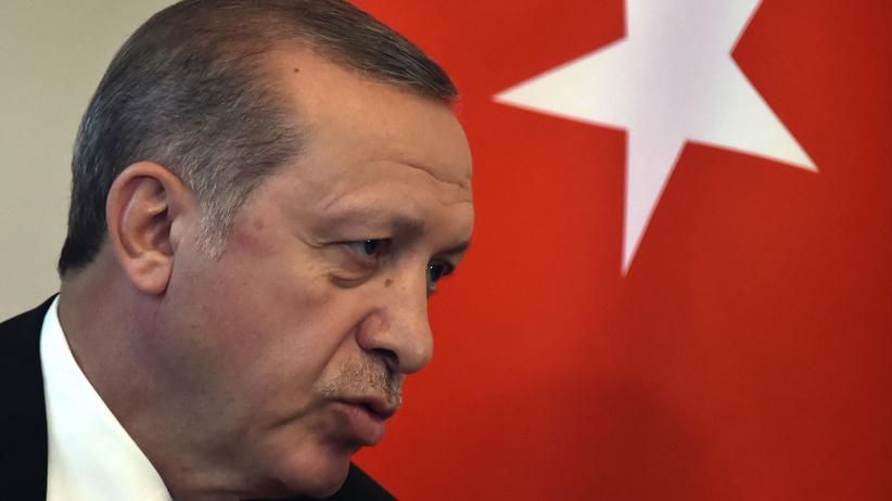 Recep Tayyip Erdoğan: Der türkische Präsident Recep Tayyip Erdoğan