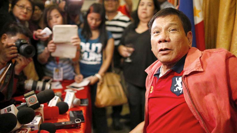 Rodrigo Duterte: Ein Land auf Menschenjagd