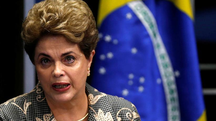 Dilma Rousseff: Kämpfen bis zum Schluss