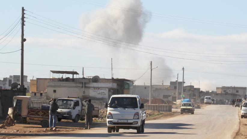 Sarakeb Syrien Giftgas
